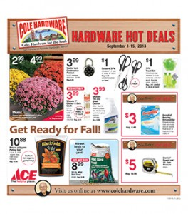 September 2013 Hardware Hot Deals