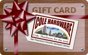 Cole Gift Card