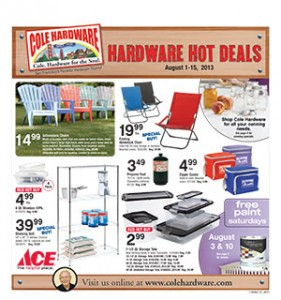August Hardware Hot Deals