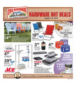 August 2013 Hardware Hot Deals