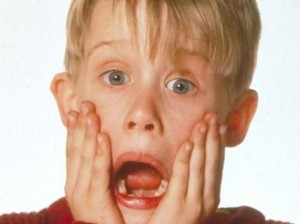 Home Alone Scream