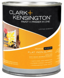 C+K paint can