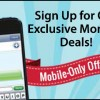 Sign Up for Exclusive Monthly Deals!