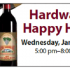 Hardware Happy Hour Returns
