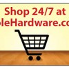 Shop 24/7 at ColeHardware.com