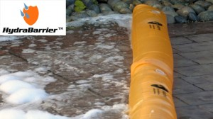 WHAT'S NEW AT COLE HARDWARE: HydraBarrier…Eco-Friendly Sandbag Alternative