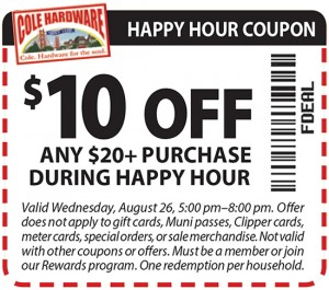 HappyHourCoupon