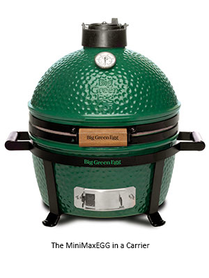 Big Green Egg MiniMaxEGG