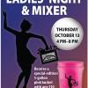 Ladies' Night & Mixer