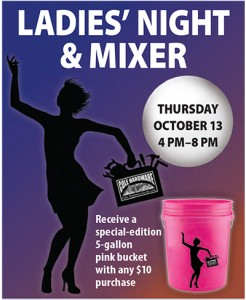 Ladies' Night & Mixer