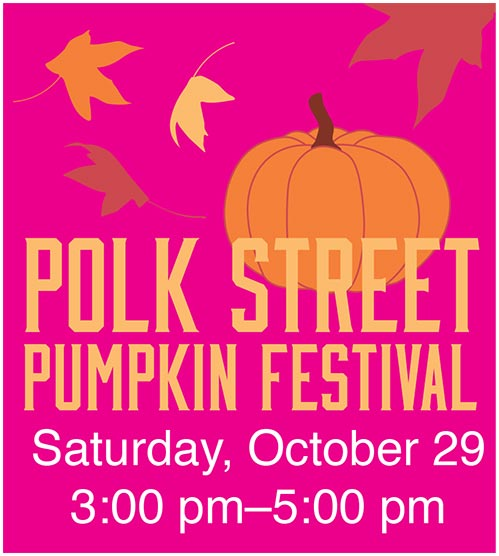Polk Street Pumpkin Festival