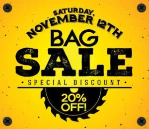 Nov 12 Bag Sale