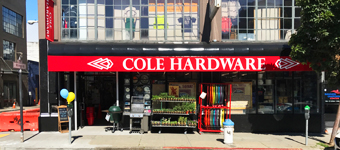 Hardware Store Serving San Francisco & Oakland, CA | Cole Hardware