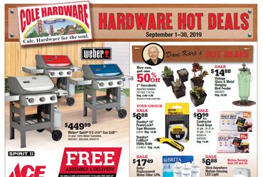 Hardware Store Serving San Francisco & Oakland, CA | Cole