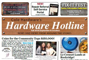 Hardware Store in San Francisco, CA | Cole Hardware